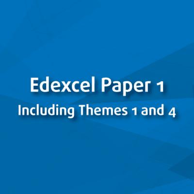 Edexcel-Paper-1