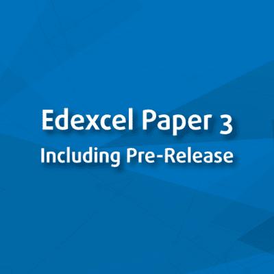 Edexcel-Paper-3