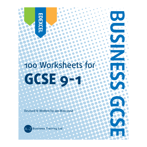 edexcel gcse business coursework