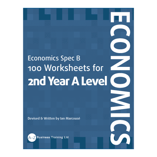A-Z Economics Spec B A2 Worksheets
