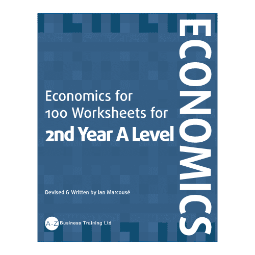 A-Z Economics A2 Worksheets