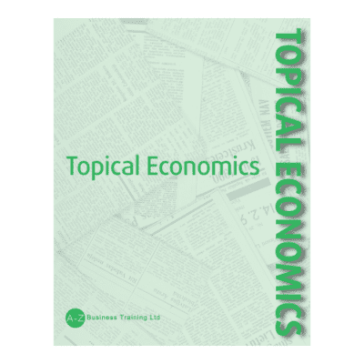 A-Z Topical Economics 2017