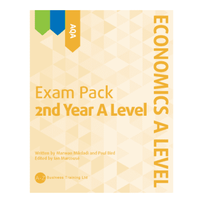 A-Z Economics AQA A2 Exam Pack