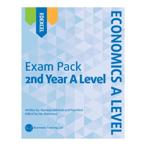 A-Z Economics Edexcel A2 Exam Pack