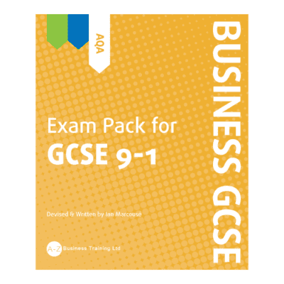 A-Z Business AQA GCSE Exam Pack