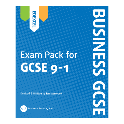 A-Z Business Edexcel GCSE Exam Pack