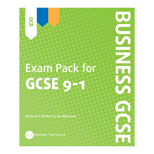 A-Z Business OCR GCSE Exam Pack